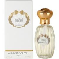 Annick Goutal Vanille Exquise eau de toilette nőknek