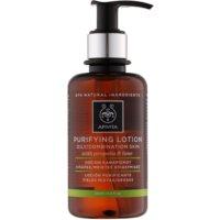 lotion tonique purifiante pour peaux mixtes et grasses