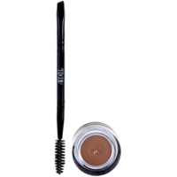 Pomade Eyebrows With Brush
