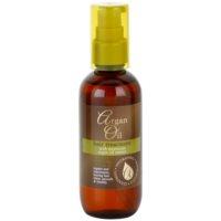 intenzivní hydratační péče s arganovým olejem