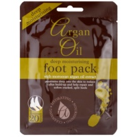 Argan Oil Pack calcetines hidratantes