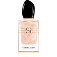 Armani Sì  Nacre Edition Eau de Parfum für Damen 50 ml limitierte Edition