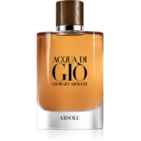 Armani Acqua di Giò Absolu eau de parfum pentru barbati 125 ml