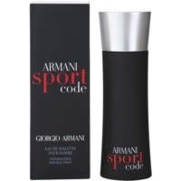 Armani Code Sport Eau de Toilette for Men