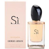 Armani Si woda perfumowana dla kobiet