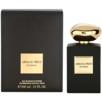 Armani Prive Oud Royal Eau de Parfum unissexo