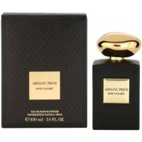 Armani Prive Rose D'Arabie Eau De Parfum unisex