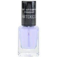 Artdeco Nail Whitener Classic Nagellack mit Weiß - Effekt