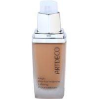 maquillaje hidratante con efecto alisante