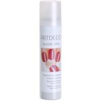 spray secante de esmalte de uñas