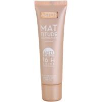 Mattifying Make - Up