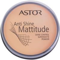 Astor Mattitude Anti Shine mattierendes Puder