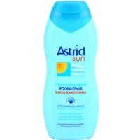 hydratisierende Körpermilch nach dem Sonnen