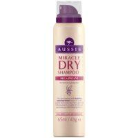 suchý šampon pro normální až mastné vlasy