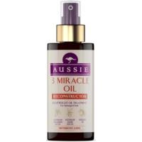 Aussie Repair Miracle cuidado de óleo  para cabelo danificado