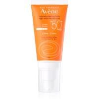 Avène Sun Sensitive crema protectora facial para la piel seca y sensible SPF 50+