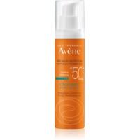 Avène Cleanance Solaire trattamento protettivo opacizzante per pelli con tendenza all'acne SPF 50+