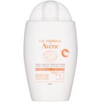 Avène Sun Minéral fluido protector sin filtros químicos SPF 50+
