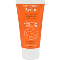 Avène Sun Sensitive krem do opalania SPF 30