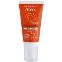 Avène Sun Sensitive crema solare SPF 50+ senza profumazione