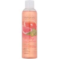 sprchový gel s grapefruitem a mátou