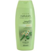 Regenierendes Shampoo mit Kamille