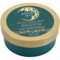 mascarilla nutritiva para cabello con cedro y eucalipto