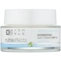 crème de jour hydratante SPF 15