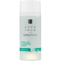 eau micellaire nettoyante pour tous types de peau