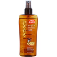 olejek do opalania SPF 30