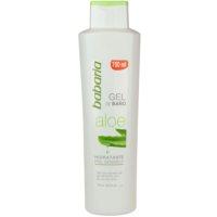 sprchový gel saloe vera