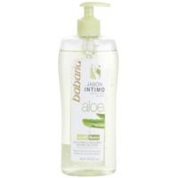 dámský sprchový gel pro intimní hygienu saloe vera