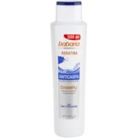 Anti - Dandruff Shampoo With Keratin