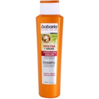 Shampoo For Color Protection With Keratin And Argan Oil