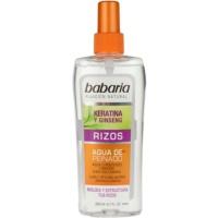 spray styling para cabelo ondulado