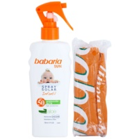 Babaria Sun Infantil Sun Spray For Kids SPF 50