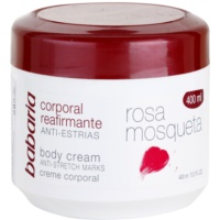 Firming Body Cream With Extracts Of Wild Roses