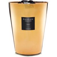 Baobab Les Exclusives Aurum illatos gyertya  24 cm
