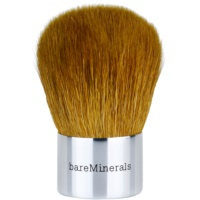 mineral loose powder brush acoperire completa