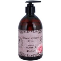 Shower Oil Paraben Free