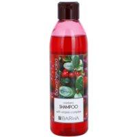 šampón pre objem