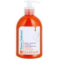 sapun lichid pentru tenul gras, predispus la acnee
