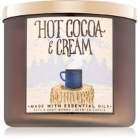 Bath & Body Works Hot Cocoa & Cream vela perfumada 411 g II.