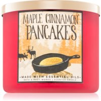 Bath & Body Works Maple Cinnamon Pancakes ароматна свещ  411 гр.