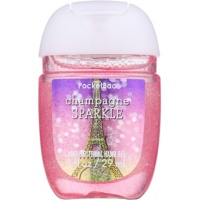 Bath & Body Works PocketBac Champagne Sparkle gel antibactérien mains