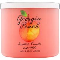 Bath & Body Works Georgia Peach Scented Candle 411 g