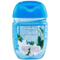 Bath & Body Works PocketBac Gardenia & Spring Rain антибактериален гел за ръце