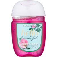 Bath & Body Works PocketBac Hello Beautiful gel antibactérien mains