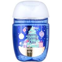 Bath & Body Works PocketBac Merry Berry Kiss antibakterielles Gel für die Hände