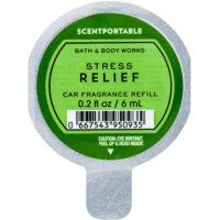 Bath & Body Works Stress Relief Autoduft 6 ml Ersatzfüllung